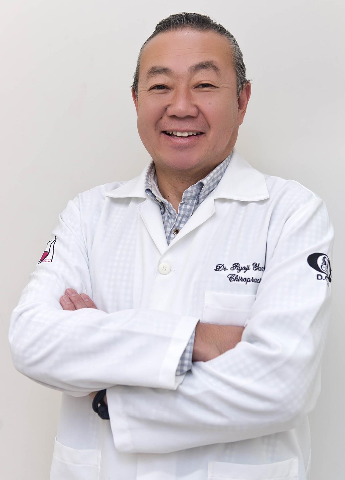 Blog: D. C. Ryoji Yamauchi